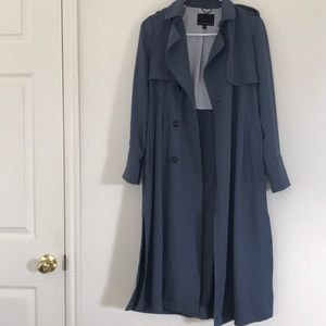 Spring 2018 Banana Republic Dress Trench Coat